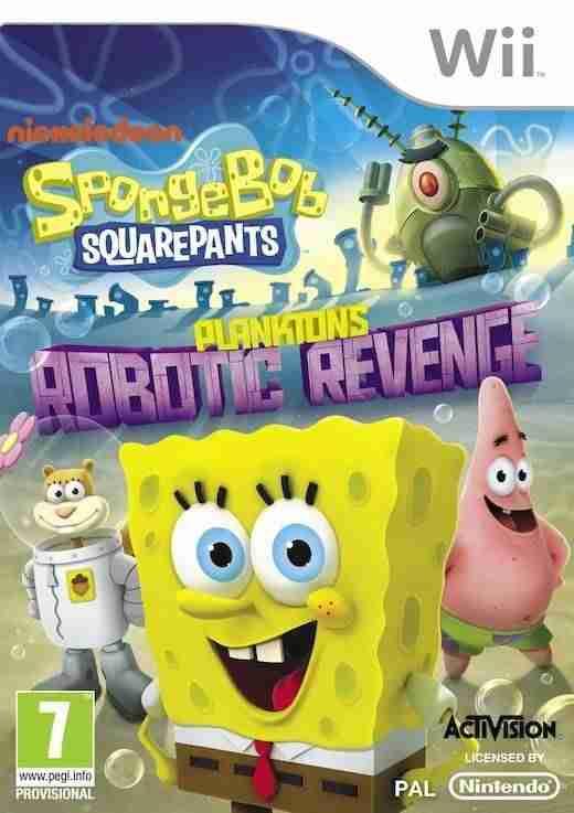 Descargar SpongeBob SquarePants Planktons Robotic Revenge [MULTI7][PAL][SUSHi] por Torrent